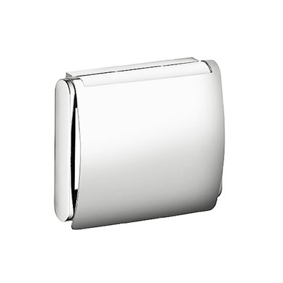 Aliseo Architecto toiletrolhouder messing 15.1x10.8x5.3cm glanzend chroom