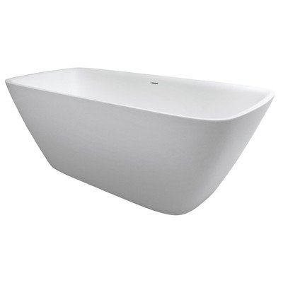 Xenz Romeo Solid Surface 174x77x62