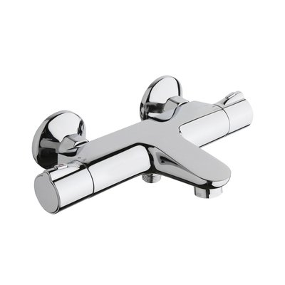 Crosswater Touch Mitigeur bain thermostatique chrome