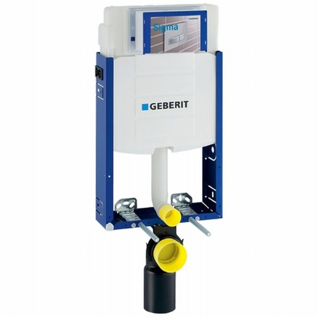Geberit kombifix wc element h108 inclusief reservoir up320 for Geberit products