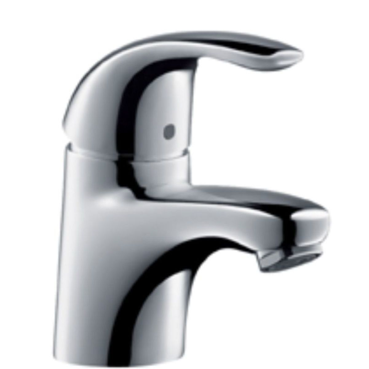 hansgrohe focus e robinet pour lavabo avec bonde chrome 31700000. Black Bedroom Furniture Sets. Home Design Ideas