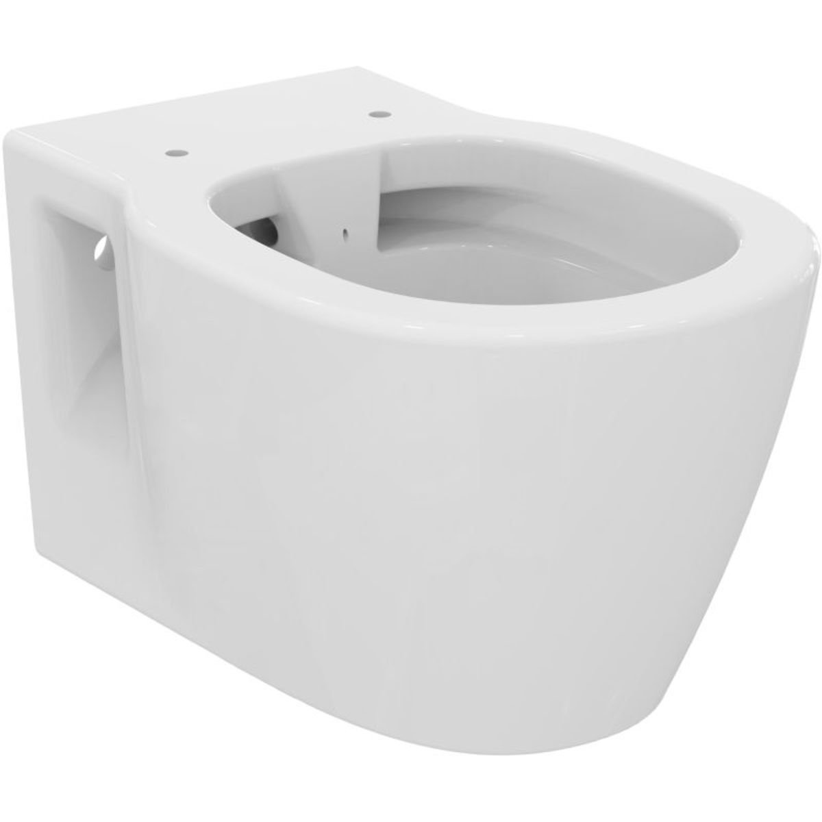 Wc Suspendu Ideal Standard : ideal standard connect wc suspendu 54cm sans bride blanc ~ Pogadajmy.info Styles, Décorations et Voitures