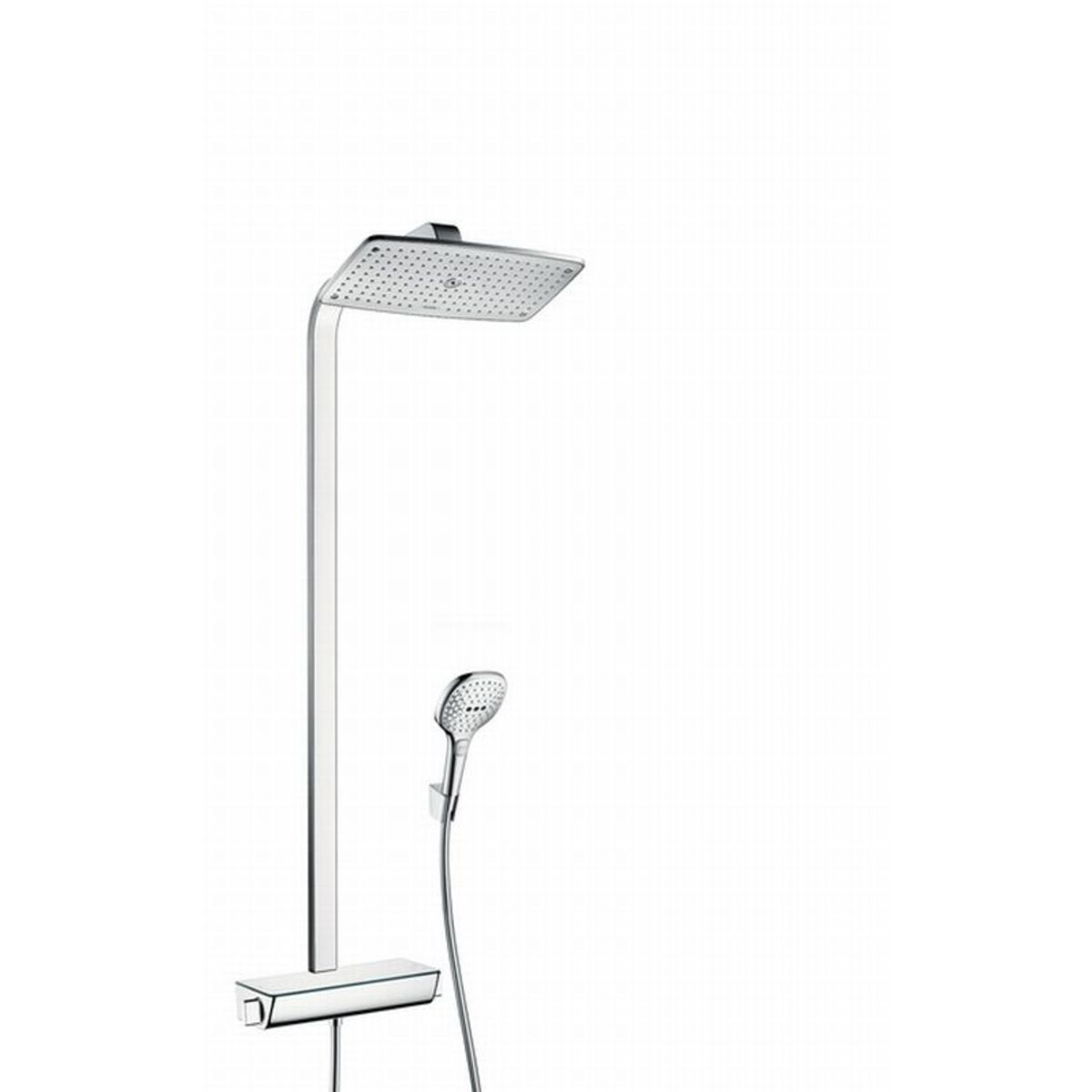 hansgrohe raindance select air 360 showerpipe chroom 27112000. Black Bedroom Furniture Sets. Home Design Ideas
