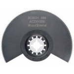 Robert bosch Bim segmentzaagblad 100 mm. wood metal