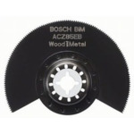 Robert bosch Bim segmentzaagblad 85 mm. wood metal
