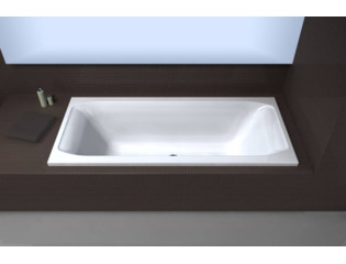 Royal Plaza Zeger duo bad 190x90cm wit