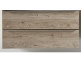Royal Plaza Silana wastafelonderkast 120x45cm met 2x lade structure nature SW88710