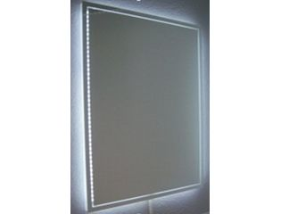 Royal Plaza Murino spiegel 90x80 decor rondom plus ind.led verl plus verwarming GA27610