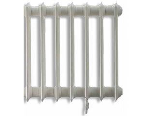 Vasco Vintage 50 radiator 1228x600 mm n24 as=2367 1752w wit s600 SW93505