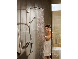 Hansgrohe Croma select s 280 showerpipe met thermostaat chroom SW73192