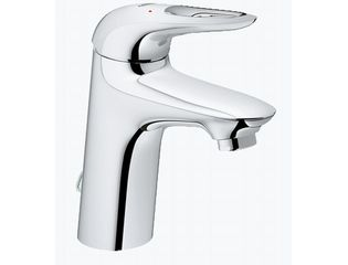 Grohe Eurostyle New 1 gats wastefelkraan M size met waste chroom SW47052