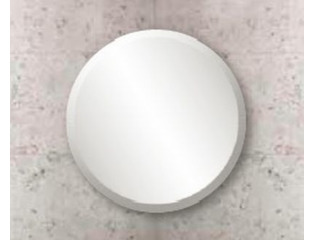 Royal Plaza Facet spiegel rond 50cm facetrand 25mm met bevestiging GA40435