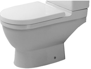 Duravit Starck 3 WC à poser EH Blanc DESTOCKAGE OUT5609
