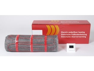 Royal Plaza vloerverwarming mat plus thermostaat fht 2,5 m2 375w GA43890