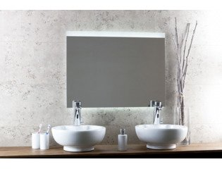 Royal Plaza Murino facetspiegel 60x80 bovenbaan indirecte led plus sensor GA46735