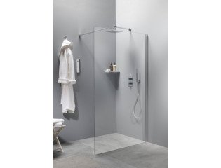 Royal Plaza Bajad walk-in douchewand 100x200cm timeless chroom SW158638