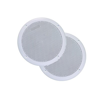 Aquasound Jive economy speakerset 155x35 inbouw Wit