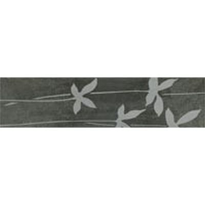 Villeroy & boch Melrose STRIP 15X60 CM.DECOR AYURVEDA anthracite