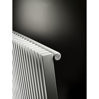 Vasco Zana ZV 1 designradiator 1400x384mm 1074W aansluiting 0066 wit