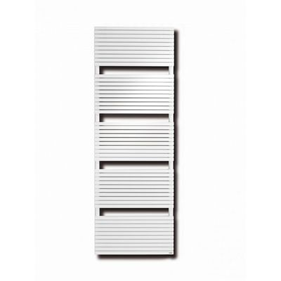 Vasco Carré Bad CB designradiator 600x1735mm 925W aansluiting 1188 wit