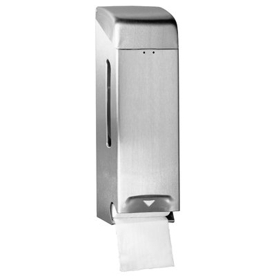 Geesa Public area collection closetroldispenser voor 3 rollen chroom