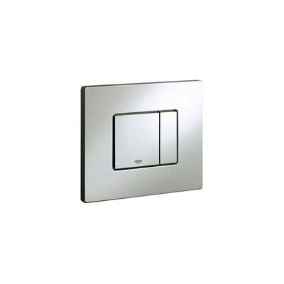 Grohe Skate Cosmopolitan Plaque de commande vertical/horizontal chrome mat