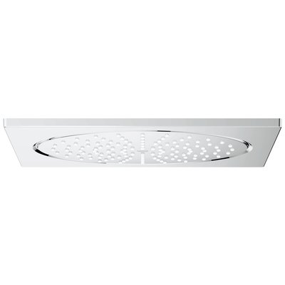 Grohe Rainshower plafonddouche Rainshower F 25,4x25,4cm aansluiting 1/2 chroom
