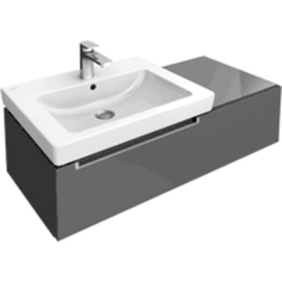 Meuble sous lavabo villeroy boch subway 2 0 beaucoup for Meuble subway villeroy et boch