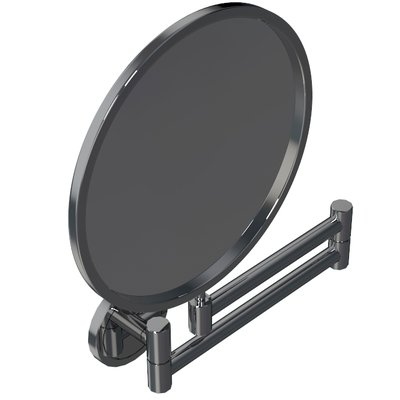 Royal Plaza Plena Miroir de maquillage avec 2 bras chrome