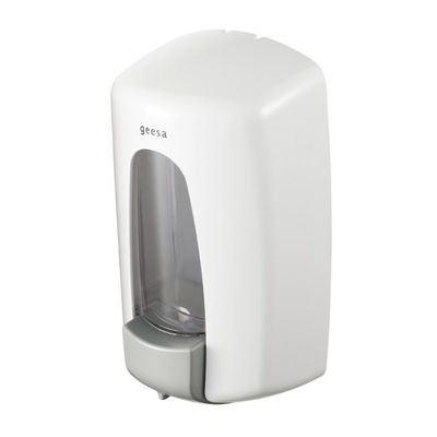 Geesa Hotel zeepdispenser 1000 ml. wit