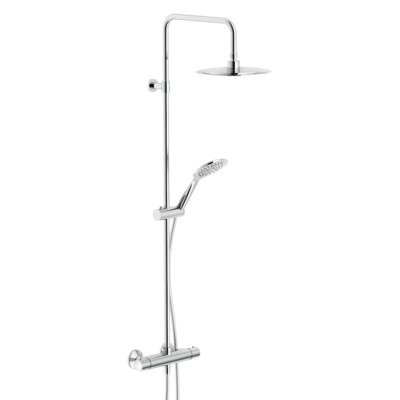 Royal Plaza Talon showerset chroom