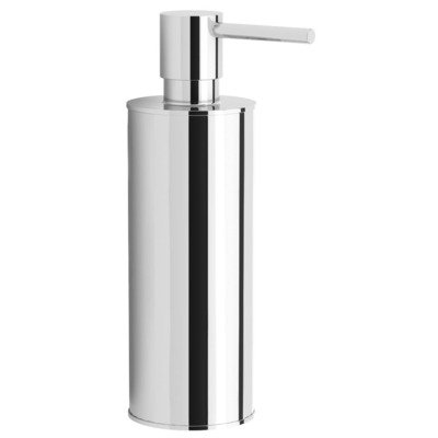 Royal Plaza Zelkova staande zeepdispenser 150 ml. chroom