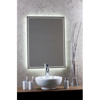 Royal Plaza Murino spiegel 140x80cm decor rondom indirect led