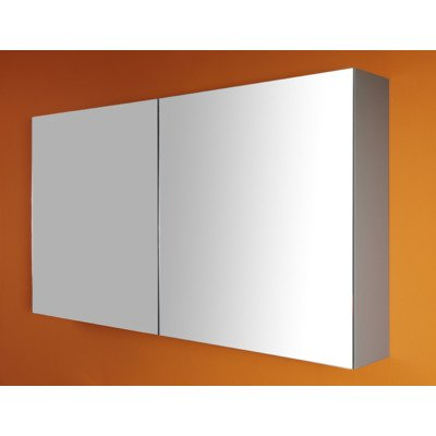 Royal Plaza Silana basic spiegelkast 140cm wit