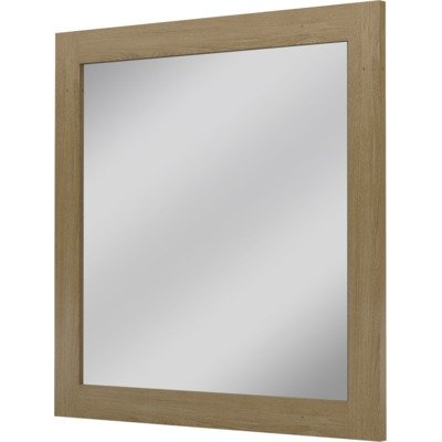 Wavedesign Barolo/san remo spiegel 70x70cm grey wash