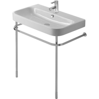 Duravit Happy d.2 metalen console chroom SW209398