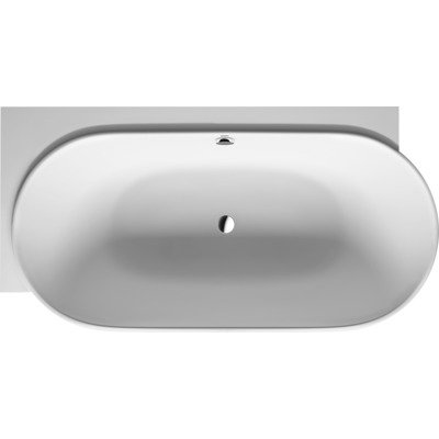 Duravit Luv bad hoek links 185 x 95 cm wit