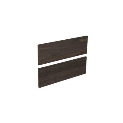 Royal plaza Merlot frontenset zonder greep 60x22 eiken tabacco