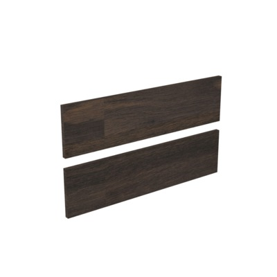 Royal plaza Merlot frontenset zonder greep 70x22 eiken tabacco