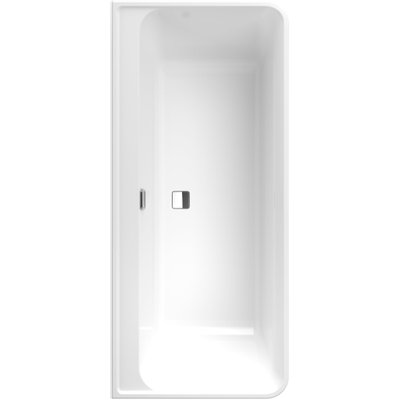 Villeroy & boch Collaro bad back-to-wall 180x80cm. wit