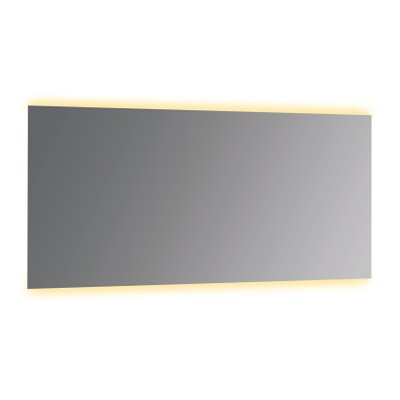 Royal plaza Intent spiegelpaneel 120x65cm LED indirect horizontaal boven+onder