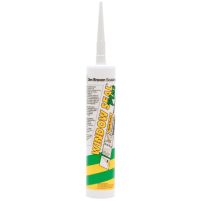 Zwaluw Windowseal plus WINDOW SEAL PLUS 310 ML. wit