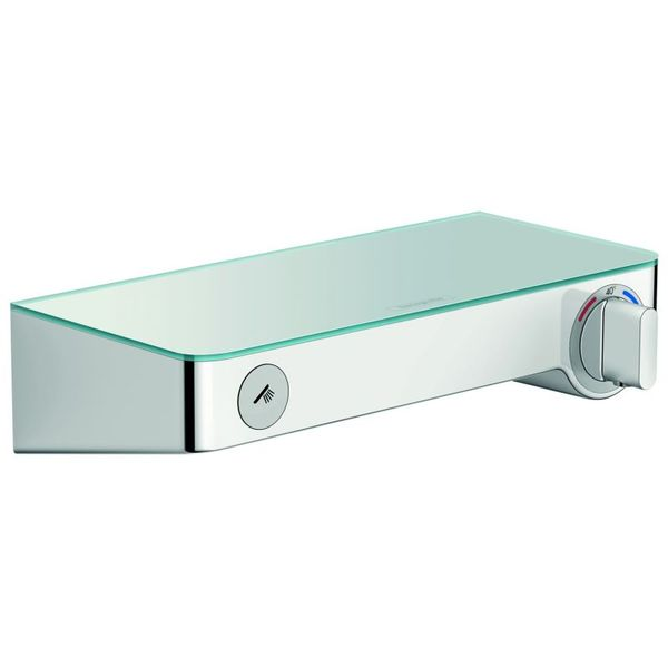 Hansgrohe Select shower tablet 300 douchethermostaat 15cm chroom 13171000