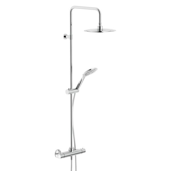 Royal Plaza Talon showerset chroom 97855