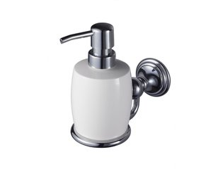 Haceka Allure Distributeur savon chrome HA401816