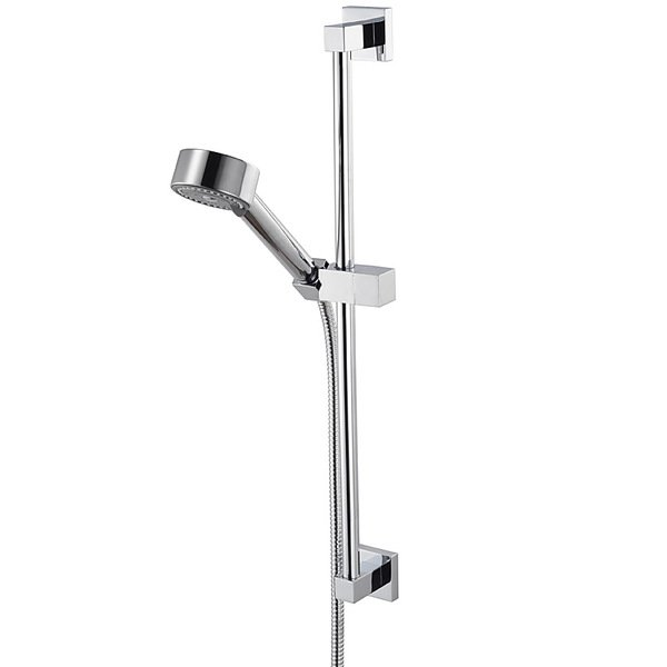 Haceka Mezzo glijstangset chroom OUTLET OUT6768
