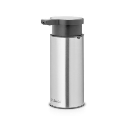 Brabantia Zeeppomp 200 ml rvs matt steel fingerprint proof