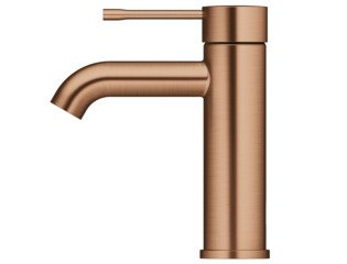 Grohe Essence New wastafekraan S-size met waste brushed warm sunset SW97476