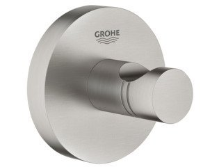 Grohe Essentials haak supersteel SW97640