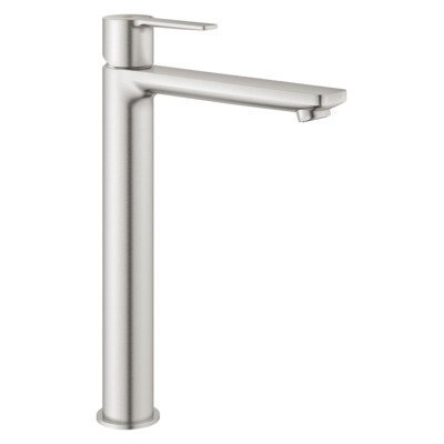 Grohe Lineare New Mitigeur de lavabo XL Size corps lisse supersteel